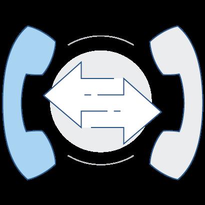 Contact center: Inbound & Outbound