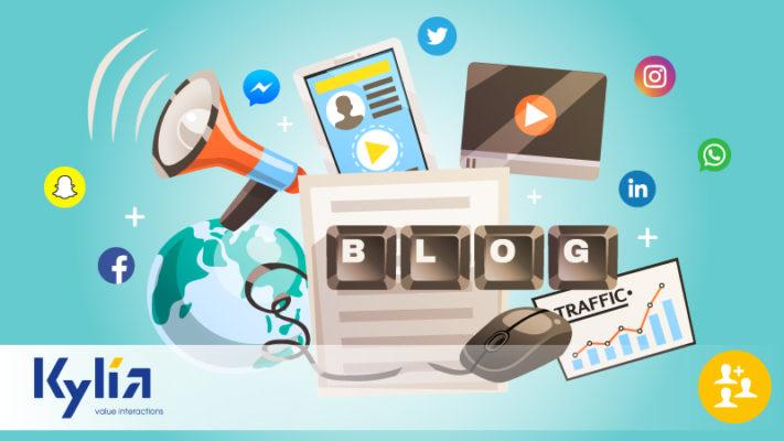 Blog e Social Media: come sfruttare una coppia vincente