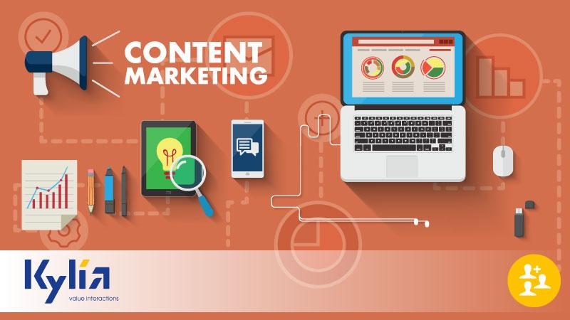 Content Marketing: i 5 punti fondamentali per una strategia efficace